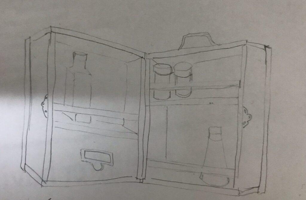 スパイスボックス 設計