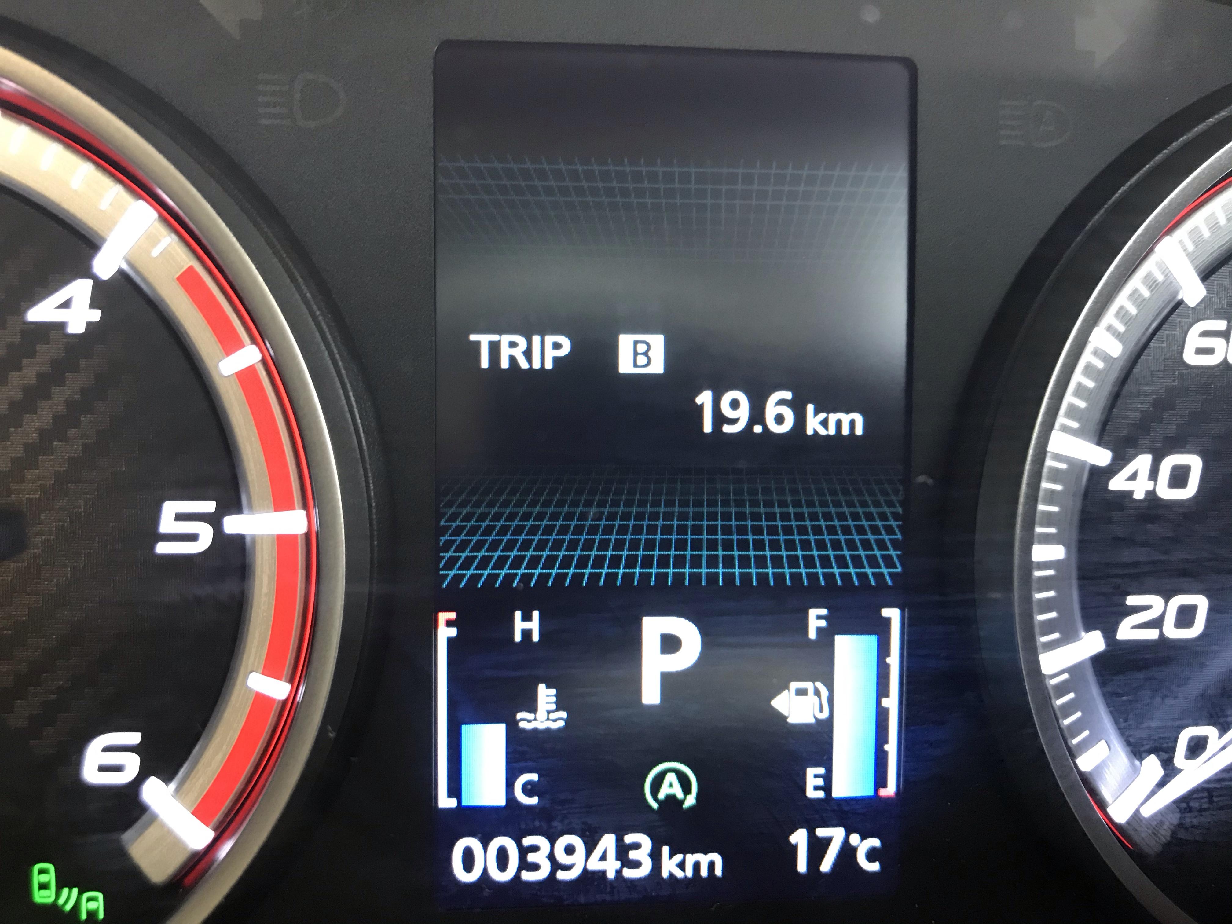 デリカd5 燃費