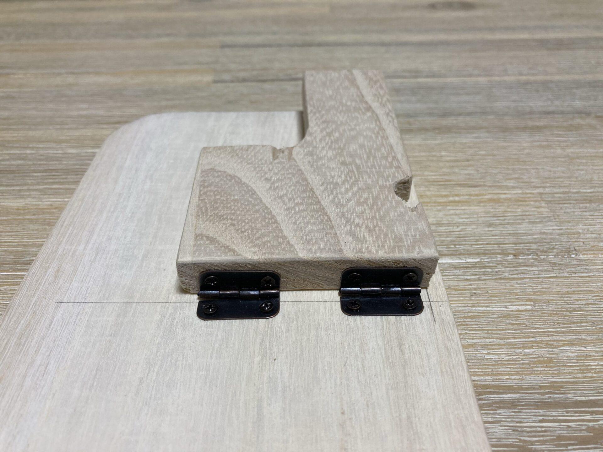 スチベルテーブルGT製作手順5.組み立て